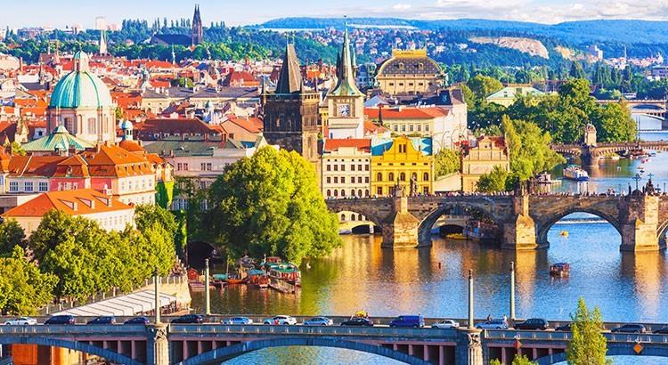 Buitenlandse excursie: Praag