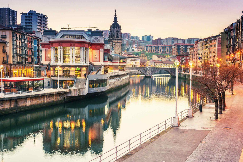 Buitenlandse excursie Bilbao